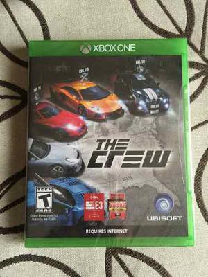 Juego Para Xbox One The Crew Nuevo Sellado Vendo O Cambio