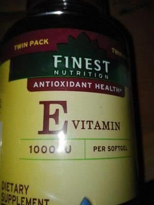 Ocasion Vitamina E De 1000 Iu Viene 100 Softgel,americana