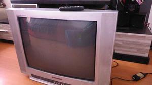 Televisor 27 pulgadas con control