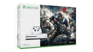 Xbox One S 1tb Gears Of War 4 Bundle + Control Adicional