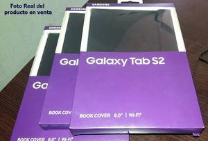 Book Cover Original Samsung Galaxy Tab S2 8.0 Nuevo Negro