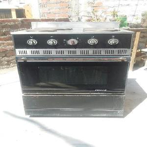 Horno mufla electrica modelo hme17 c06 posot class for Cocina 06 hornillas