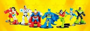 Comic Figuras de Accion