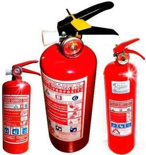 Extintor Extinguidor Importado 2 4 6 K Abc Auto Casa Negoci