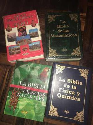 La Biblia De Las Matematicas Fisica Quimica Editorial Lexus