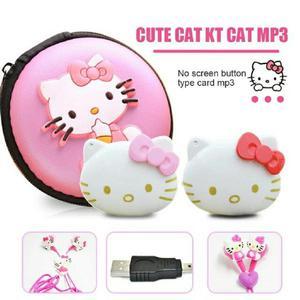 Lindo Reproductor de Hello Kitty Origina