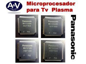 Microprocesador para Tv Plasma Panasonic