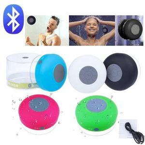 Parlante Bluetooth A Prueba De Agua Para La Ducha, Auto,casa