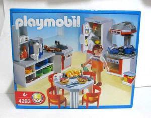 Playmobil 4283 Cocina De Casa Coleccion Nuevo Sellado