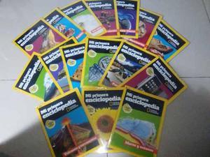 Remato Coleccion Mi Primera Enciclopedia National Geographic