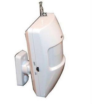 Ryosva - Sensor Infrarrojo Inalámbrico Para Casa O Negocio