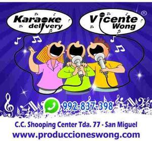 Sistema Karaoke Programa Para Casas Y Empresas Oferta
