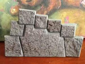 Tallado Piedra 12 Ángulos De Piedra Para Casa,oficina