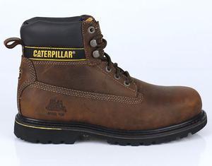 Zapatos Cat Punta De Acero Originales Talla 41 (nuevos)