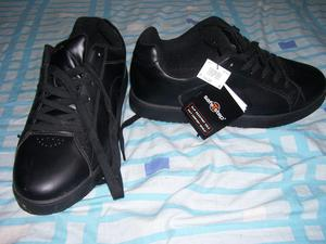zapatilla negra marca airwalk americana talla 45 con