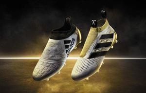 Chimpunes Ace 16+ Purecontrol Adidas Nike Zapatillas