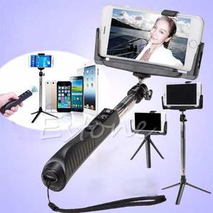 Bluetooth Inalámbrico Disparador Selfie Monopod