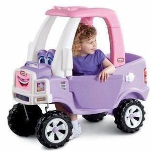 Camioneta Cozy Truck Lila Little Tikes Niña Paseo Nido