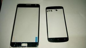 Crystal Galaxy Note 1 Y Htc One S