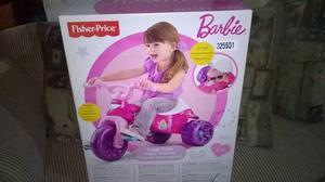 Fisher Price -triciclo Barbie Para Niñas Nuevo En Caja