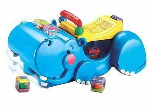 Hipopotamo Andador Come Bloques Fisher Price Nuevo