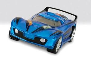 Hotwheels Hyper Racer Motorizado Luces Y Sonidos Lic. Mattel