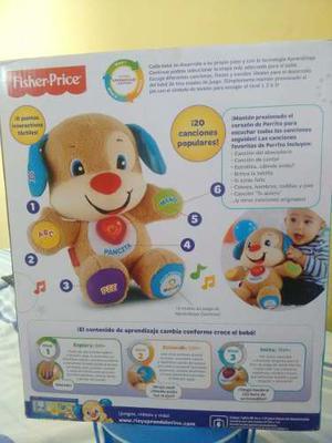 Perrito Fisher-price Rie Y Juega Conmigo (nuevo)