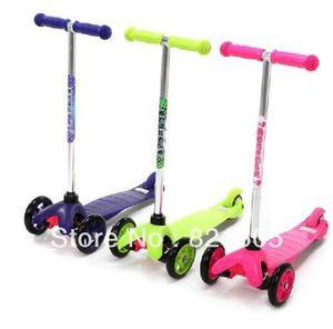 Scooter Hidraulico Micro Oka Niños De 7 A Mas Micromaste