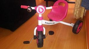Super Oferta -triciclo / Bicicleta De Metal Para Niña