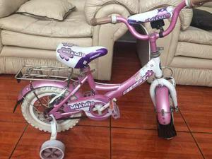 Bicicleta Para Niña Marca Best-negociable