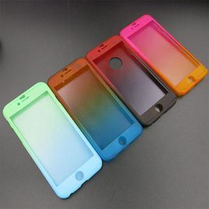 Case protector delgado 360 para iPhone 6