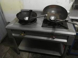 Cocina Industrial Chaufero 2 Hornillas