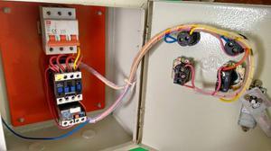 Dos Tableros Electricos Nuevos, Para Electrobomba