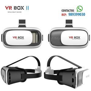 Lentes de Realidad Virtual VR BOX 3D 2.0