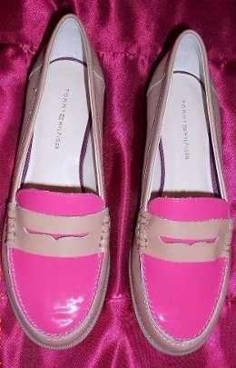 Oferta Zapatos Tommy Hilfiger Original Talla 36 Usa
