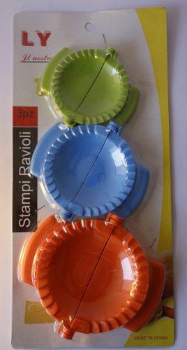 Set De Moldes Para Empanada. Precio S/. Soles.
