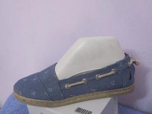 Zapatos Alpargatas Para Mujer Marca Nautica Importado De Usa