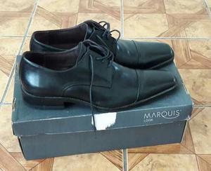 Zapatos Cuero Marquis Hombre, Formal, Talla 43