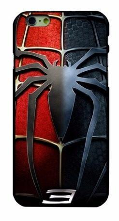 Case Funda Marvel - Iphone 6 6s Modelo Spiderman Duo 3