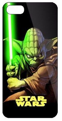 Case Funda Star Wars - Iphone 6 6s Modelo Yoda Con Sable
