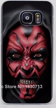 Case Funda Star Wars - Samsung Galaxy S7 Face Darth Maul
