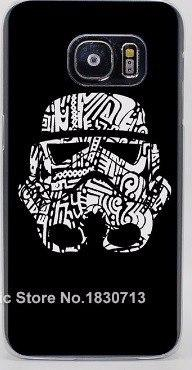 Case Funda Star Wars - Samsung Galaxy S7 Face Stormtrooper