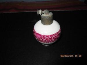 Lae Antiguo Pulverizador De Perfume Porcelana Bavaria