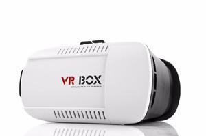 Lentes 3d Realidad Virtual Vr Box 2.0 Por Mayor Y Menor !!