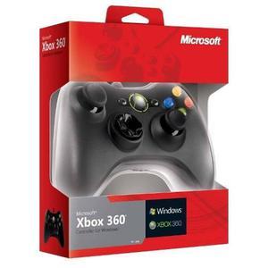 Mando Xbox 360 - Pc Windows Control Original Microsoft