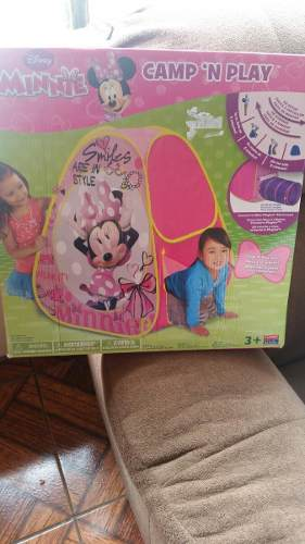 Minnie Disney Carpa