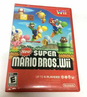 New Super Mario Bros Para Wii