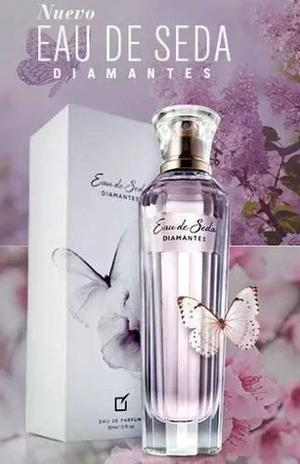 Perfume Eau De Seda Clasico Unique Mujer Super Original