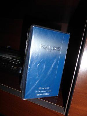 Perfume Kalos Sport Esika Nuevo Y Sellado Para Hombre