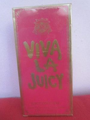 Perfume Para Mujer Viva La Juicy Marca Juicy Couture Import